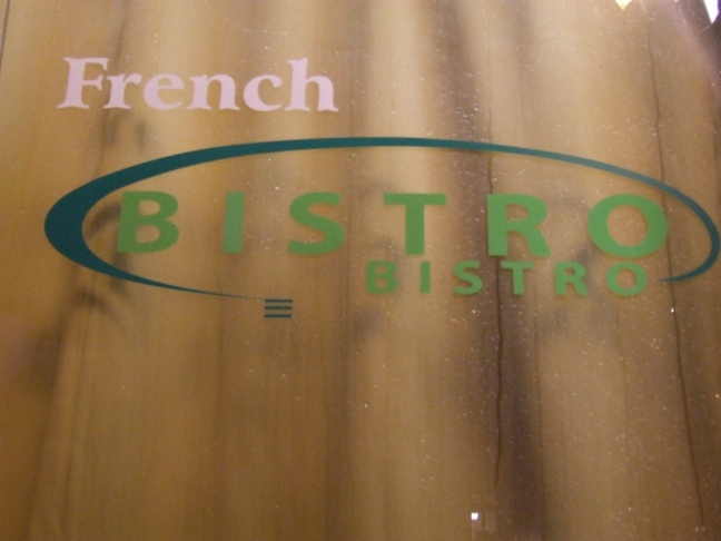 The owner's of this posh French Bistro had no idea what they were in for...