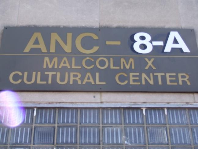 Malcolm X center