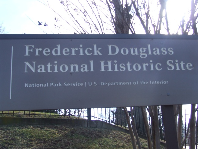 Frederick Douglass' house