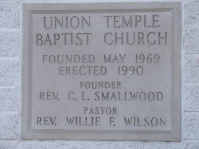 Union Temple
