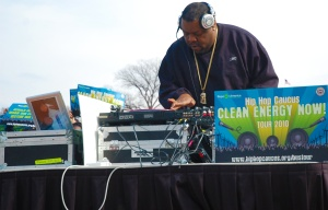 Biz on the 1's and 2's