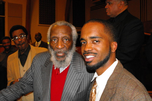 """The 1st Entry: """"My homework ate my dog.""""- Dick Gregory."""