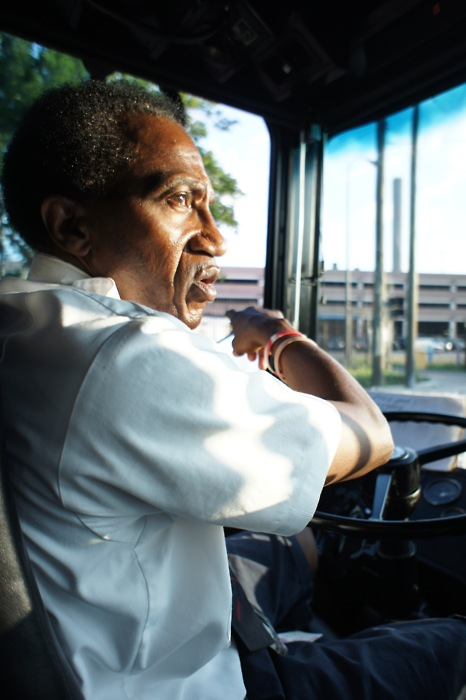 Detroit bus driver Barry Ray told me a story about two gas station owners beefing over gas prices … until one owner killed the other. Over pennies.