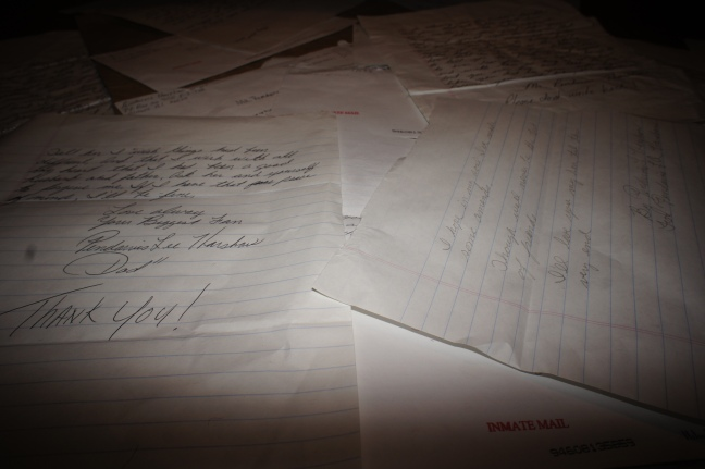 Letters from Pops...
